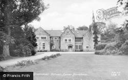 Grammar School c.1955, Low Bentham