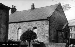 Methodist Chapel c.1955, Low Bentham