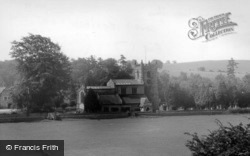 Parish Church c.1955, Low Bentham