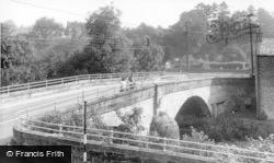 The Bridge c.1955, Low Bentham