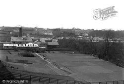 Low Bentham, The Village c.1910