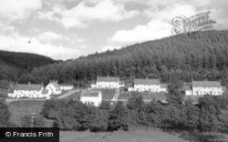Village c.1960, Low Dalby