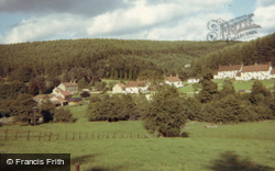 Village c.1970, Low Dalby