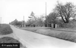 Low Hutton, c.1960