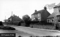 Low Hutton, Post Office And Village c.1965