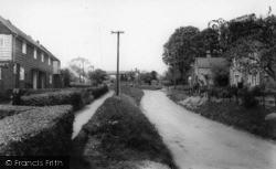 Low Hutton, Village c.1960