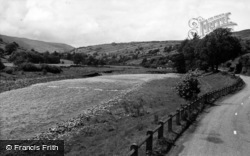 Low Row, From The River c.1960