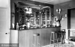 Low Row, The Punch Bowl Inn Cocktail Bar c.1960