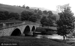 Whita Bridge c.1955, Low Row