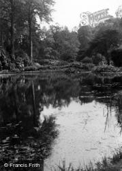 Lower Beeding, Leonardslee c.1960