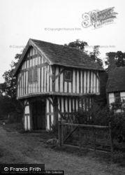 Lower Brockhampton, Gatehouse 1955