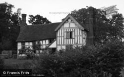 Lower Brockhampton, House 1955