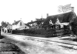 Lower Cam, The Village 1904