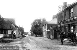 Lower Farringdon, The Village 1907