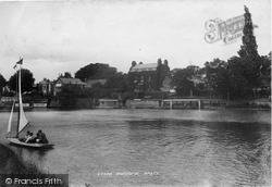 Lower Halliford, 1899