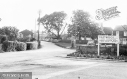 Lower Halstow, The Green c.1960
