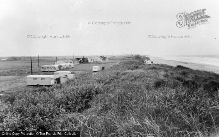 Photo of Lower Happisburgh, Cart Gap c.1955