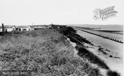 Lower Happisburgh, Golden Beach c.1955