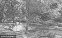 Cherwell River c.1955, Lower Heyford
