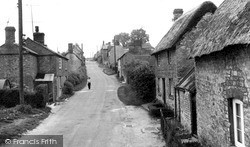 Freehold Street c.1955, Lower Heyford