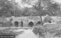 Longbridge c.1955, Lower Heyford