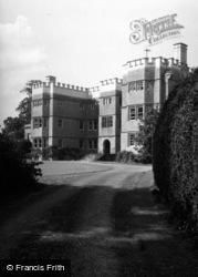 Rousham House 1958, Lower Heyford