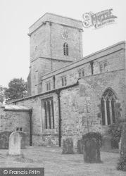 St Mary's Church c.1960, Lower Heyford