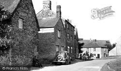 The Green c.1955, Lower Heyford