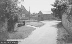 The Green c.1960, Lower Heyford