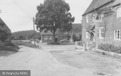 The Square c.1960, Lower Heyford