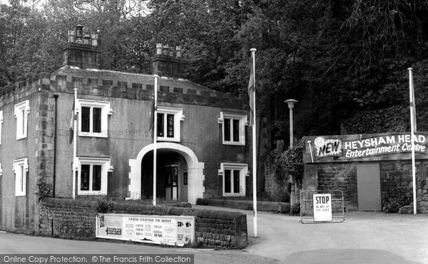 Lower Heysham, Entrance To Heysham Head c.1965