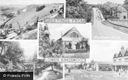 Lower Kingswood, Composite c.1955