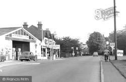Lower Kingswood, Main Road c.1960