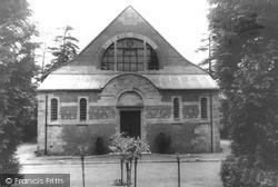 Lower Kingswood, Parish Church c.1960