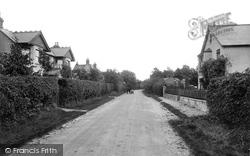 Lower Kingswood, Smithy Lane 1915
