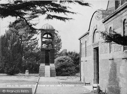 Lower Kingswood, The Church Of The Wisdom Of God c.1955