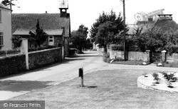 Lower Penn, St Anne's Church, Spring Hill Lane c.1965