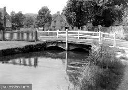 The Bridge c.1955, Lower Slaughter