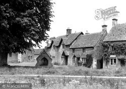 The Village c.1950, Lower Slaughter