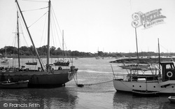 The Hamble River c.1955, Lower Swanwick