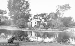 Lower Weare, Ambleside Tea Garden c.1955
