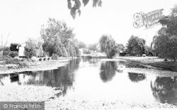 Lower Weare, Ambleside Tea Gardens c.1960