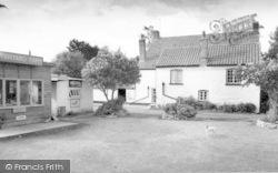 Lower Weare, Tanyard Farm c.1960