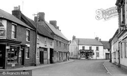 Church Street c.1955, Lower Weedon