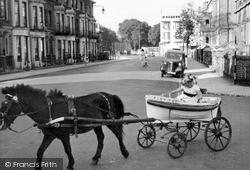 A Trip In A Lifeboat c.1950, Lowestoft