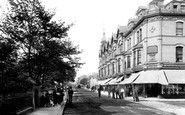 Lowestoft, London Road North 1891