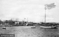 Lowestoft, Oulton Broad 1890