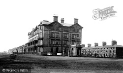 Lowestoft, The Royal Hotel 1890
