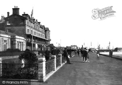Lowestoft, The Royal Hotel 1922
