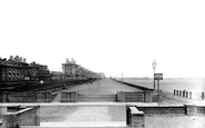 Lowestoft, Wellington Esplanade 1890